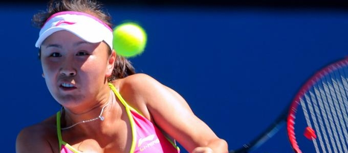 Sharapova saves two match points in win