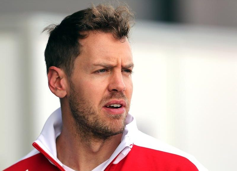 Vettel avoids penalty after apologising to FIA