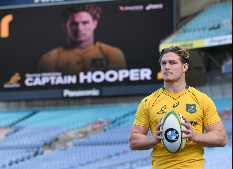 Michael Hooper named Wallabies captain with All Blacks on horizon