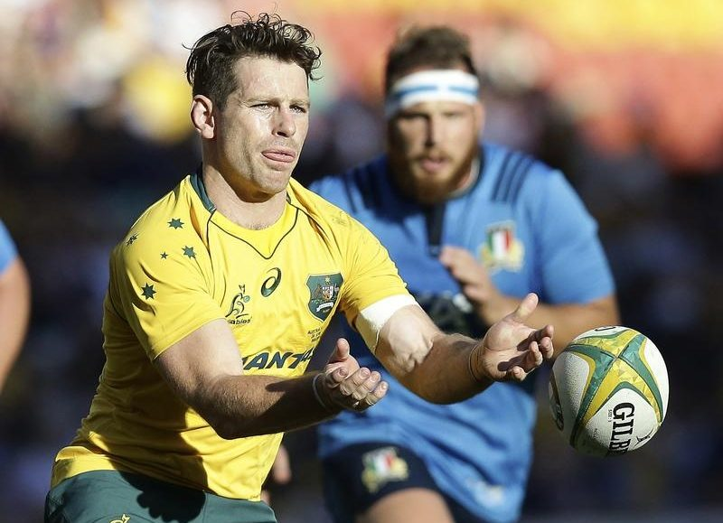 Australia Flanker To Replace Stephen Moore As Captain