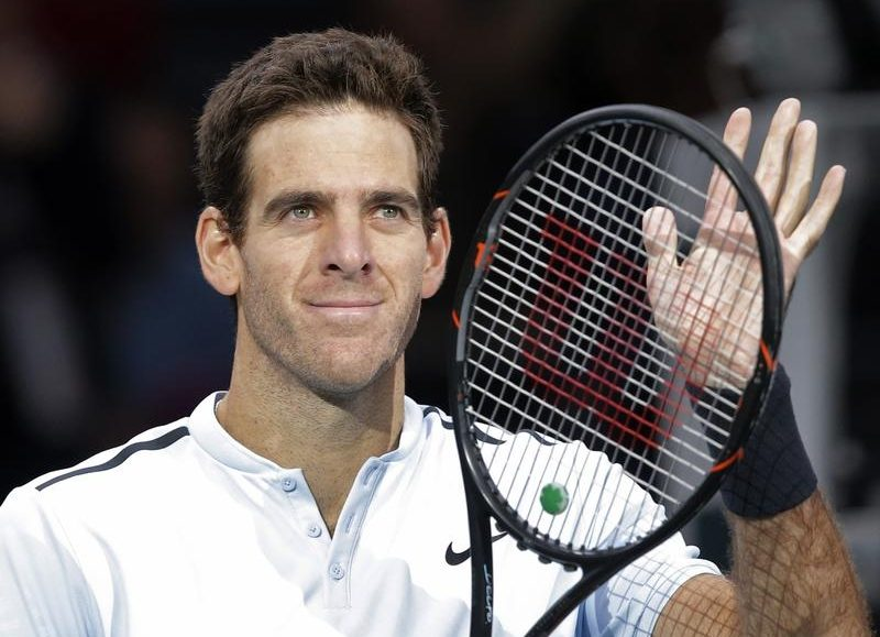 Del Potro, Bautista to meet in final By