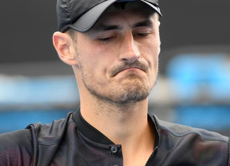 Bernard Tomic slide continues with Australian Open failure