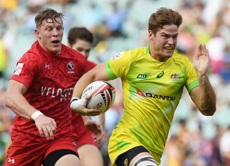 Australia wins men's, women's titles at Sydney Sevens