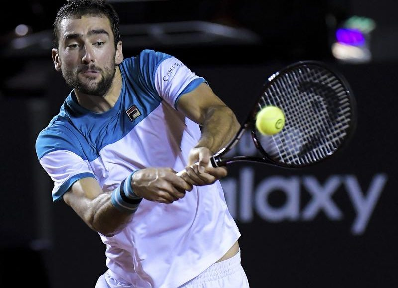 Cilic eases into Rio Open round of 16